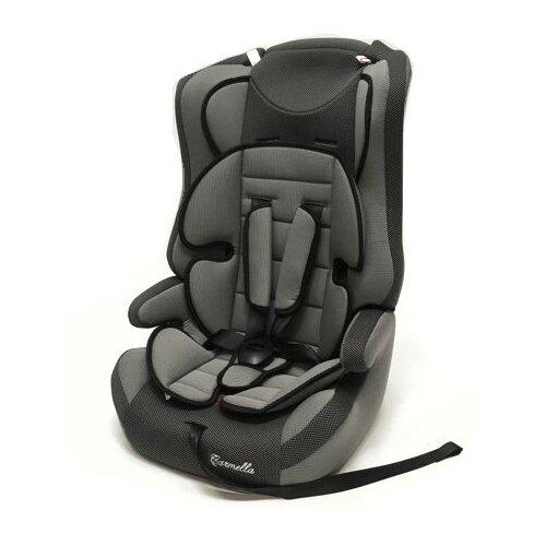 Автокресло группа 1/2/3 (9-36 кг) Carmella 513 RF, grey dot/black dot группа 1 2 3 от 9 до 36 кг carmella 513 rf и protectionbaby защитная накидка на спинку переднего сиденья автомобиля