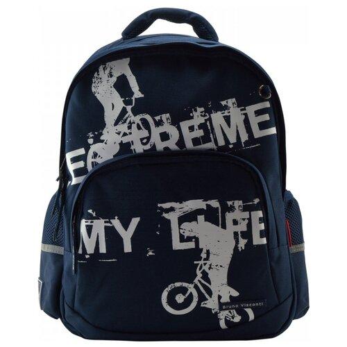 Купить Bruno Visconti рюкзак Экстрим Велосипед (12-002-091), синий, Рюкзаки, ранцы
