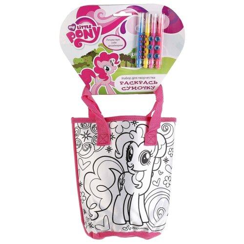 Купить MultiArt Набор для росписи сумки My Little Pony (ST-025-MLP), Роспись предметов