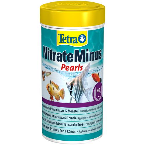 Фото - Tetra NitrateMinus Pearls средство для борьбы с водорослями, 250 мл tetra pond algofin средство для борьбы с водорослями в водоемах 1 л