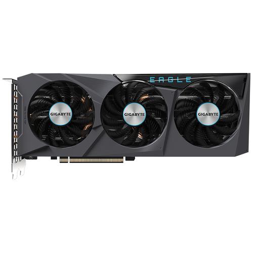 Видеокарта GIGABYTE Radeon RX 6700 XT EAGLE 12GB (GV-R67XTEAGLE-12GD), Retail