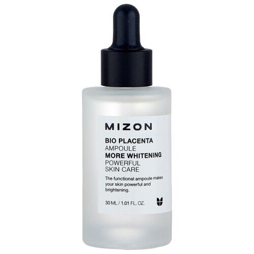 Mizon Bio Placenta Ampoule Ампульная осветляющая сыворотка для лица с экстрактом плаценты, 30 мл недорого