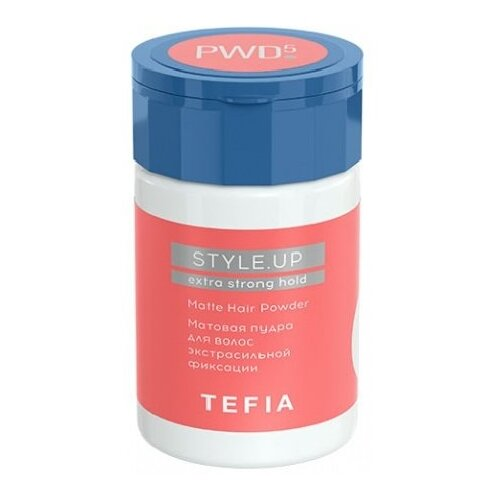 Tefia Пудра Style.Up Matte Hair Powder Extra Strong Hold, 10 г  - Купить