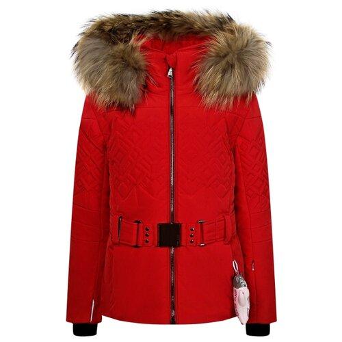 Фото - Куртка Poivre Blanc размер 152, красный куртка poivre blanc размер 128 true blue multi