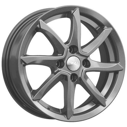 Фото - Колесный диск SKAD Осака 6х15/4х100 D54.1 ET46, графит колесный диск skad джокер 6х15 5х110 d65 1 et38