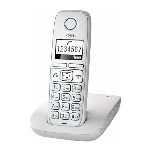 Радиотелефон Gigaset E310 серый радиотелефон