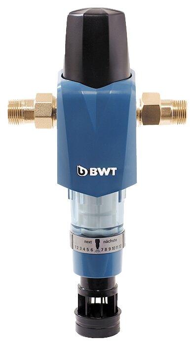 Фильтр механической очистки BWT F1 HWS муфтовый (НР/НР)