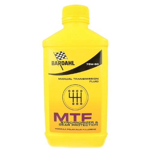 Масло автомобильное трансмисс. для механических КПП MTF 75W90 1л 429040, шт