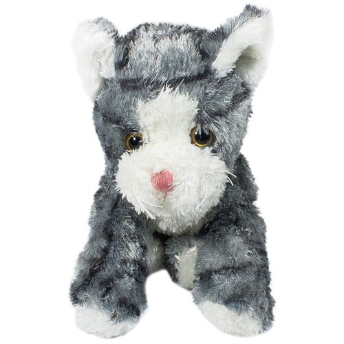 Мягкая игрушка Teddykompaniet Котенок серый 23 см