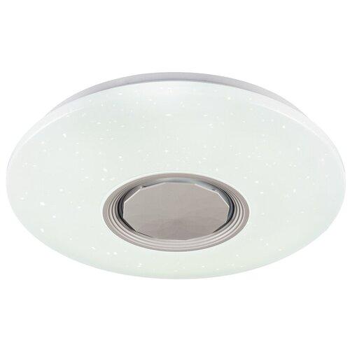 Фото - Светильник светодиодный Ambrella light Dance FF200 WH/CH, LED, 48 Вт светильник светодиодный ambrella light s219 wh ch wh