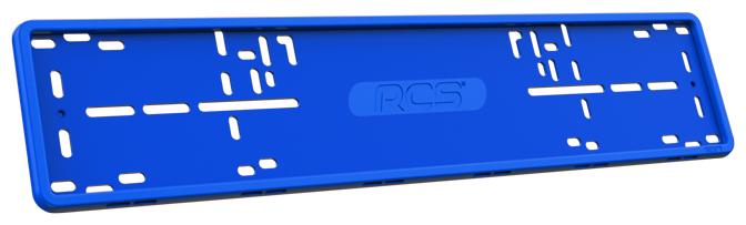 Рамка для номера RCS Силиконовая
