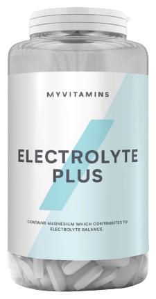Купить Myprotein Electrolytes Plus, 180 таблеток по низкой цене с доставкой из Яндекс.Маркета