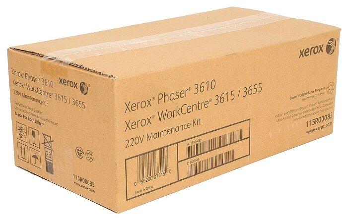 Фьюзер Xerox 115R00085 — купить по выгодной цене на Яндекс.Маркете