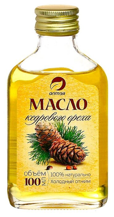 Алтэя Масло кедровое — купить по выгодной цене на Яндекс.Маркете