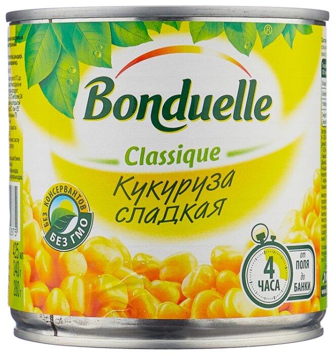 Кукуруза сладкая Bonduelle жестяная банка 340 г