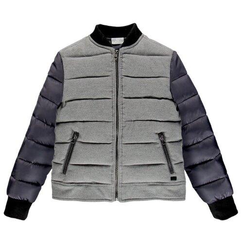 Купить Куртка MEK 183MHAA003 размер 170, серый, Куртки и пуховики