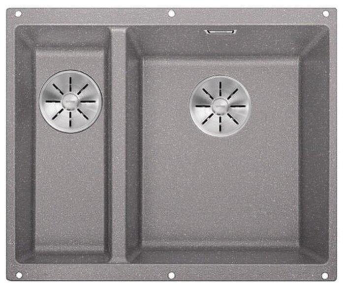 Врезная кухонная мойка Blanco Subline 340/160