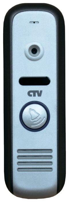 Вызывная (звонковая) панель на дверь CTV D1000HD серебро