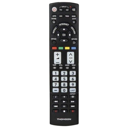 Фото - Пульт ДУ Thomson 132502 для Panasonic TVs черный универсальный пульт thomson roc1205