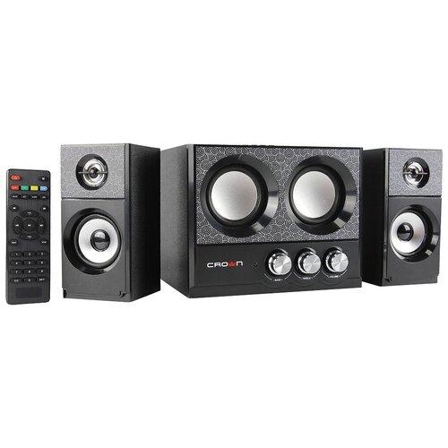 Компьютерная акустика CROWN MICRO CMBS-161 черный