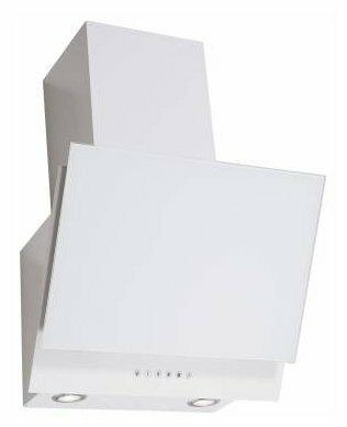 Каминная вытяжка ELIKOR Модерн Рубин S4 60 перламутр/белый
