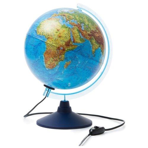 Глобус физико-политический Globen 250 мм (INT12500286) синий