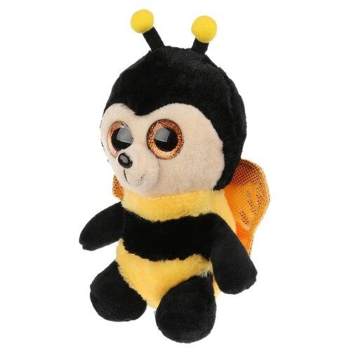Купить Мягкая игрушка Мульти-Пульти Пчёлка 15 см, без чипа, Мягкие игрушки