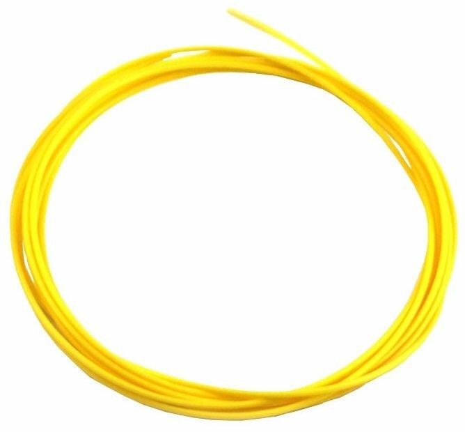 МАСТЕР-ПЛАСТЕР ABS пруток Мастер Пластер 1.75 мм жёлтый