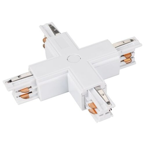 Соединитель X-образный Arlight LGD-4TR-CON-X-WH (C) соединитель центральный arlight lgd 4tr con long wh