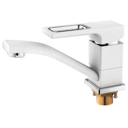 Смеситель для кухни (мойки) Gappo Futura G4517-8 белый смеситель для кухни мойки gappo g1052 8