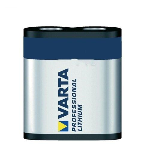 Фото - Батарейки CR-P2 - Varta Professional Lithium 6204 CR-P2 BL1 08850 blackview p2 5 5 inch 4gb 64gb smartphone gray