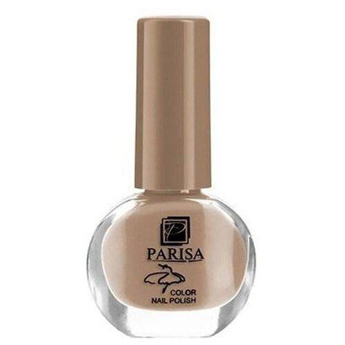 Лак Parisa Ballet Mini, 6 мл, №80 бежево-коричневый