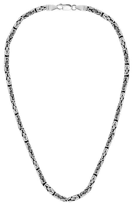 Бронницкий ювелир Цепь из серебра 325-124-