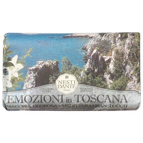 Купить Мыло кусковое Nesti Dante Emozioni In Toscana Mediterannean Touch, 250 г