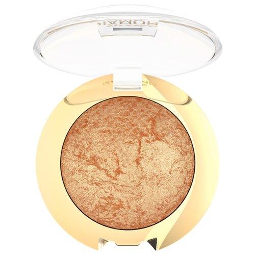 Golden Rose Тени для век Diamond Breeze Shimmering Baked Eyeshadow 02 dazzle bronze