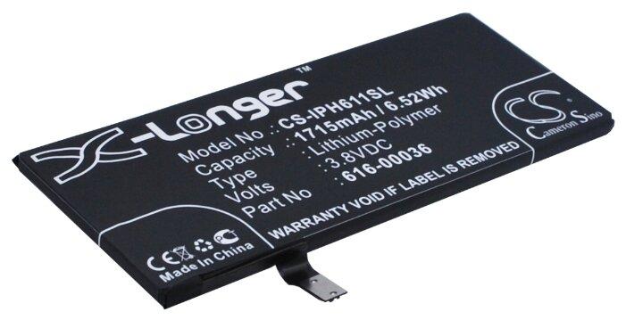 Аккумулятор Cameron Sino CS-IPH611SL для Apple iPhone 6S