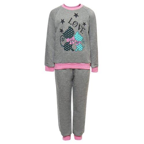 Купить Комплект одежды M&D размер 98, серый, Комплекты и форма