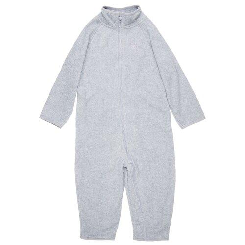 Комбинезон V-Baby V-60 (60-02) размер 98, серый меланж комбинезон vorob i размер 98 серый