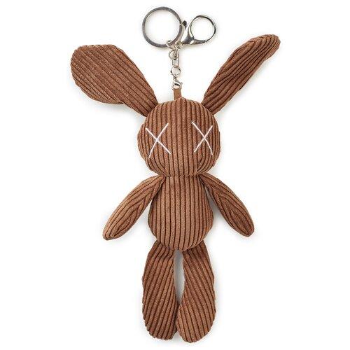 330699, Брелок-игрушка Yappy Baby мягкий LUCKY BUNNY, Brown