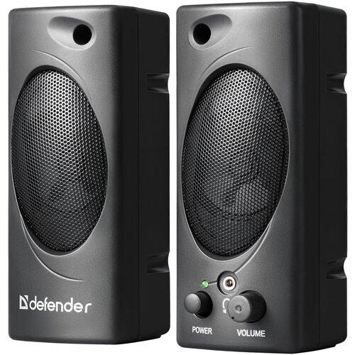 Компьютерная акустика Defender SPK 50 черный