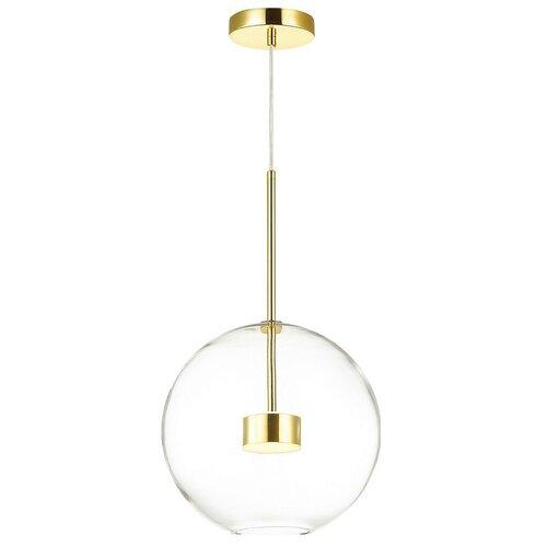 Фото - Потолочный светильник Odeon Light Bubbles 4640/12L, 12 Вт потолочный светильник odeon light bubbles 4640 12la 12 вт