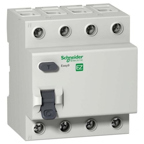 Дифференциальный автомат Schneider Electric EASY 9 4П 30 мА C 63 А автомат schneider electric a9f79120