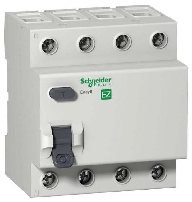 Дифференциальный автомат Schneider Electric EASY 9 4П 30 мА C — купить по выгодной цене на Яндекс.Маркете