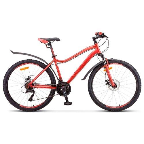 Горный (MTB) велосипед STELS Miss 5005 MD V010 (2019) терракотовый 15 (требует финальной сборки)