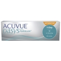 Контактные линзы Acuvue OASYS 1-Day with HydraLuxe for Astigmatism (30 линз) R 8,5 D -1 CYL -1,75 AX 130