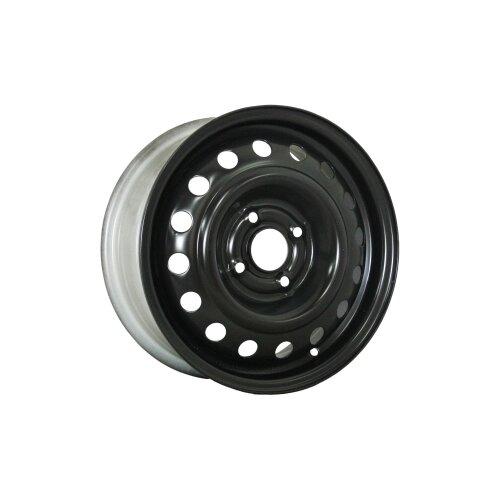 Фото - Колесный диск Trebl 9987 7х17/5х114.3 D60.1 ET39, black trebl x40010 trebl 6 5x16 5x112 d66 6 et39 5 black