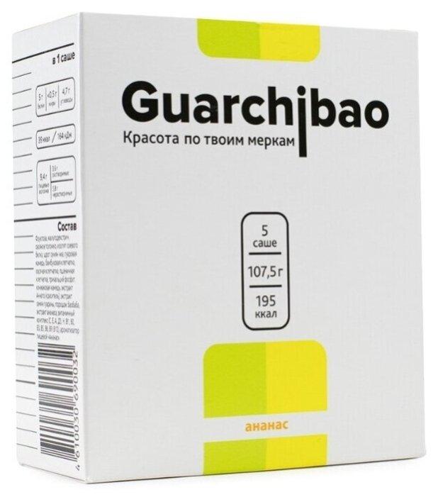 Guarchibao Фитококтейль без сахара Dianorm Ананас