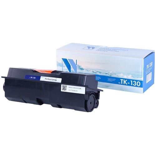 Фото - Картридж NV Print TK-130 для Kyocera, совместимый картридж nv print nv tk 5280m совместимый