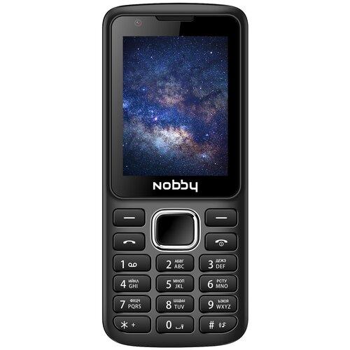 Телефон Nobby 230 черный