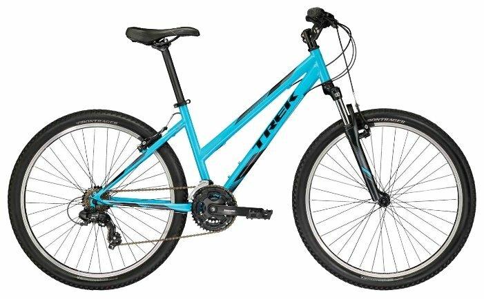 Велосипеды Женские Trek 820 WSD (2018) Синий 16 ростовка
